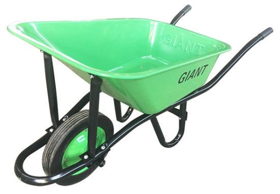 Customized Philippines Hot Selling Heav Load Construction Wheelbarrow 180kgs Load Capacity Wb6459