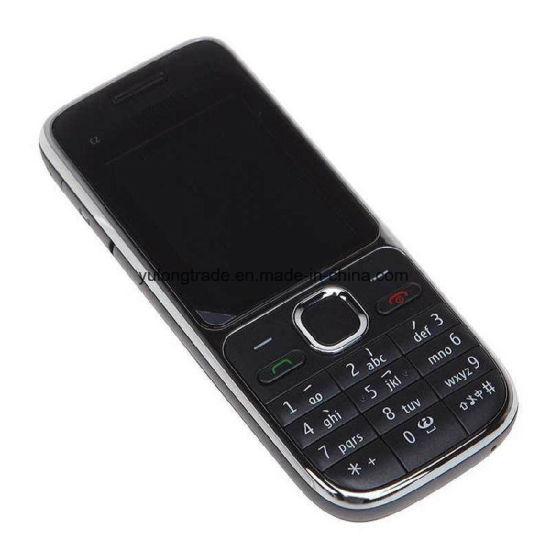 Mobile Phone Candy Bar C2 01 For Nokia Original Cell
