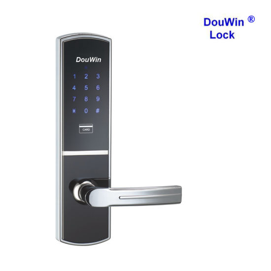 High Quality Apartment Electronic Swipe Card Key Door Lock  sc 1 st  Douwin Intu2032l Industry Limited : door swipe - Pezcame.Com