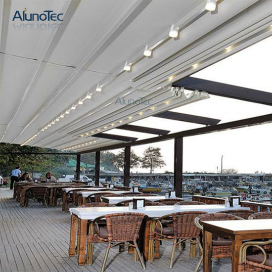 China 2018 Hot Sale Waterproof Awnings Retractable For Patio China