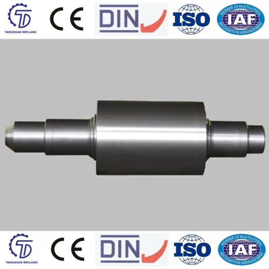 Centrifugal and Statical Adamite Steel Rolling Mill Roll