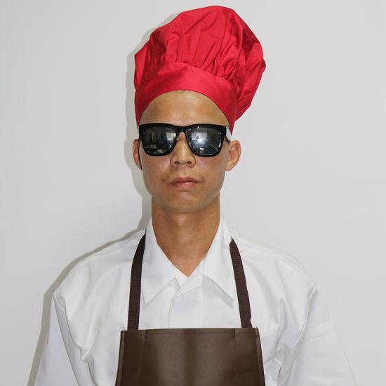 Chef Cooking Hat Kitchen Cap Kitchen Textile Uniforms
