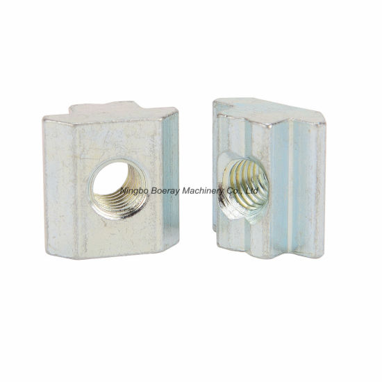 T Slot 8mm M5 Block Nut for Aluminum Extrusion pictures & photos