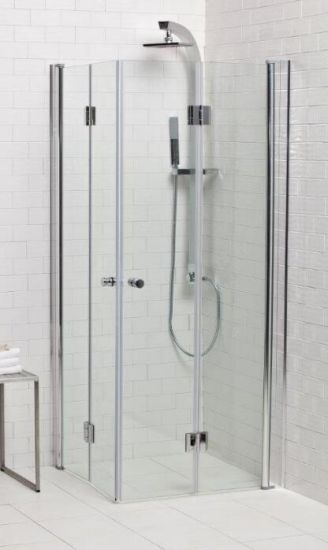 Tempered Glass Hinge Shower Enclosure pictures & photos