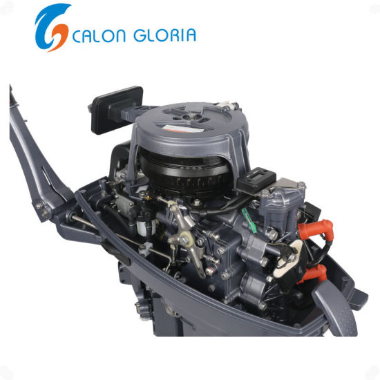 Calon Gloria 2 Stroke 8HP Outboard Motor pictures & photos