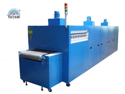 High Temperature Automatic Sintering Furnace