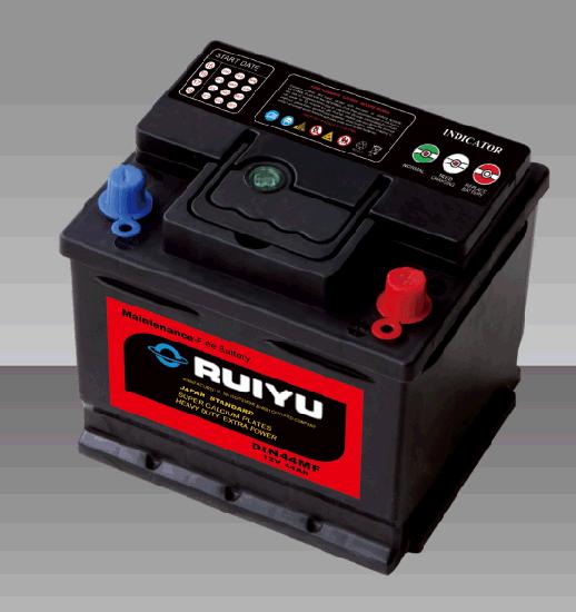 china 12v 44ah battery din 44 china battery car battery. Black Bedroom Furniture Sets. Home Design Ideas