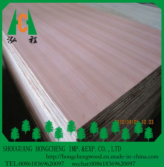 4.5mm Wooden Veneer Fancy Plywood pictures & photos