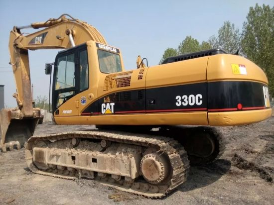 Used Caterpillar 330 Cat 330c Excavator for Sale, Best Price 3 Yrs Warranty