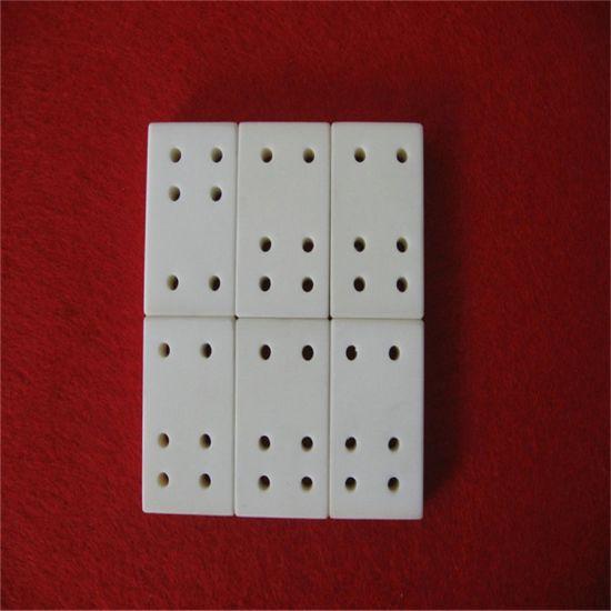 China Laser Cutting Electric Insulation 96 Al2o3 Alumina Ceramic Substrates China Alumina Sheet Ceramic Sheet