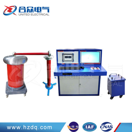 Partial Discharge Energy Withstand Voltage Tester AC Dielectric Test System