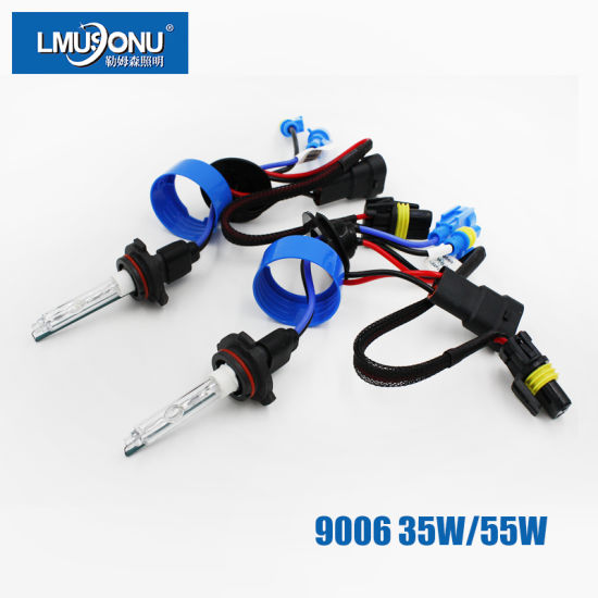 Fast Bright Hb4 9006 HID Xenon Bulb 6000K 12V 35W 55W AC High Bight