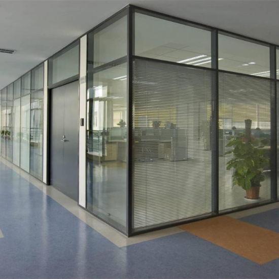 China Factory Price Tempered Glass Aluminum Sliding Patio Door