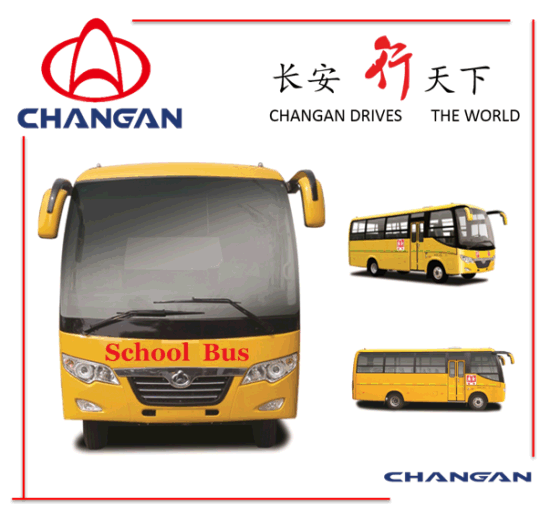 Best Selling School Bus for Kids Changan Bus pictures & photos