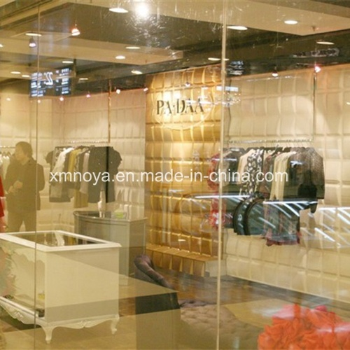 China Fire Proof Modern 3D Wall Panel for Store Partitions ...