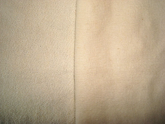 Hemp Organic Cotton Terry Knitting Fabric pictures & photos