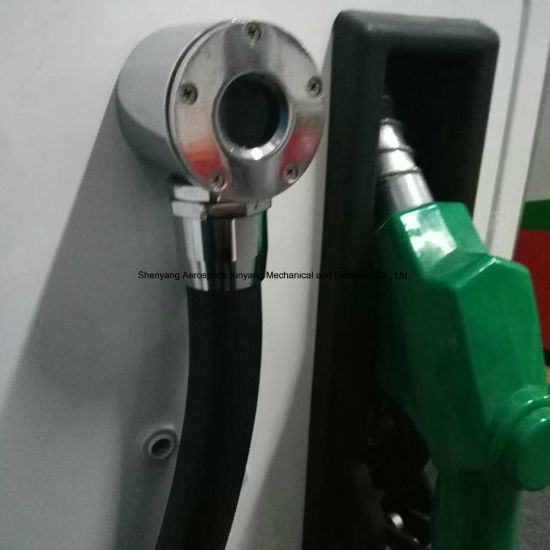 Petroleum Pump of 2 Displays-One Nozzle - 3 Products (petrol, diesel, kerosene) pictures & photos