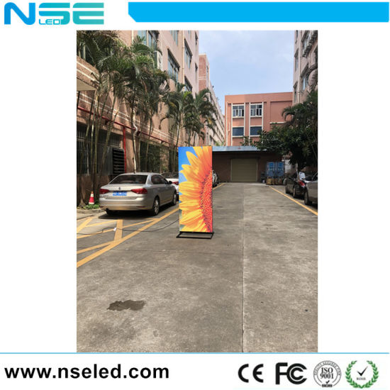 Wholesale Outdoor LED Poster Display P3 for Advertising