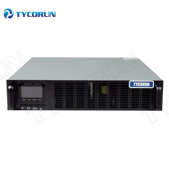 Tycorun Pure Sine Wave 1~ 3 kVA Online UPS Home Use with LCD Display Uninterruptible Power Supply UPS