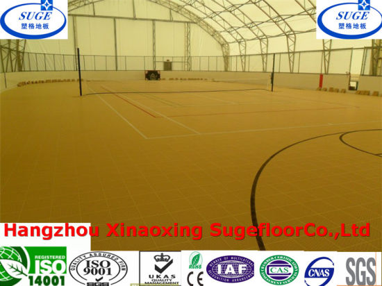 Environmental-Friendly Roller Hockey and Futsal Flooring pictures & photos