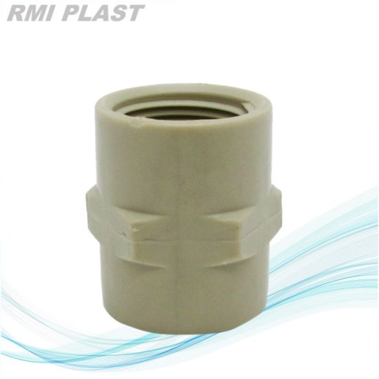 PP End Cap Pph Pipe Fitting pictures & photos