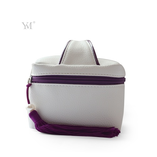 High Quality Luxury Brand New Leather Cosmetic Makeup Women Bag pictures & photos