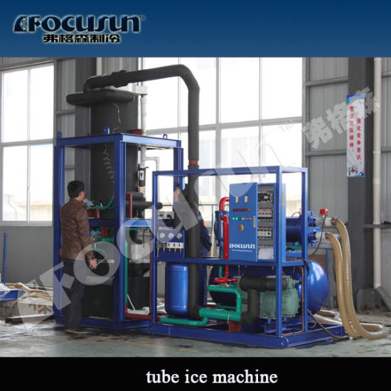 10tons/Day Tube Ice Making Machine pictures & photos