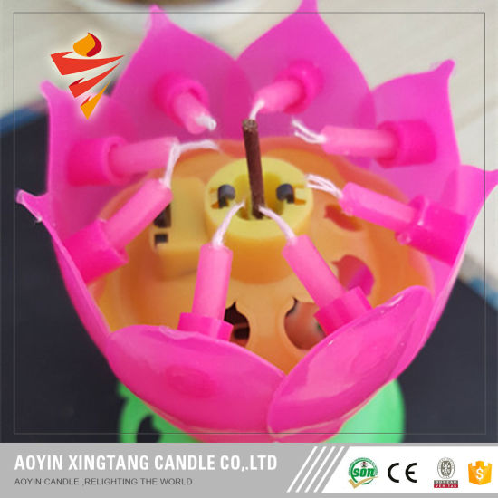 Happy Birthday Songs China Music Candle