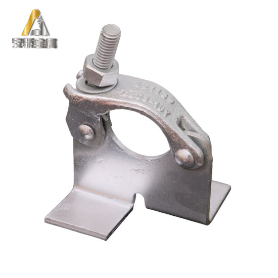 Scaffolding Clamps Half Single Coupler Sleeve Board Retaining Clamp Scaffold Beam Ladder Clamp