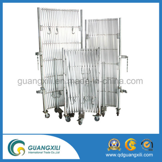 Aluminum Crowd Control Barrier Temporary Event Fence pictures & photos