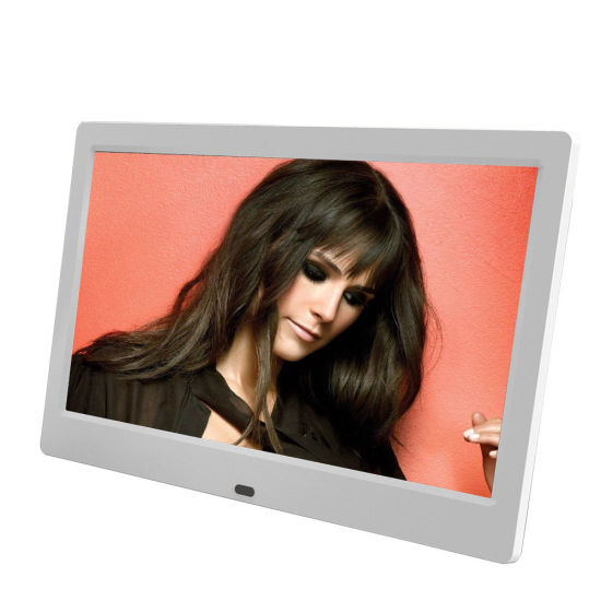 10.1 Inch LCD Display Digital Photo Frame with LED Backlight