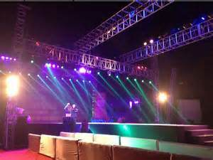 Hot Item Small Stage Lighting Truss Event