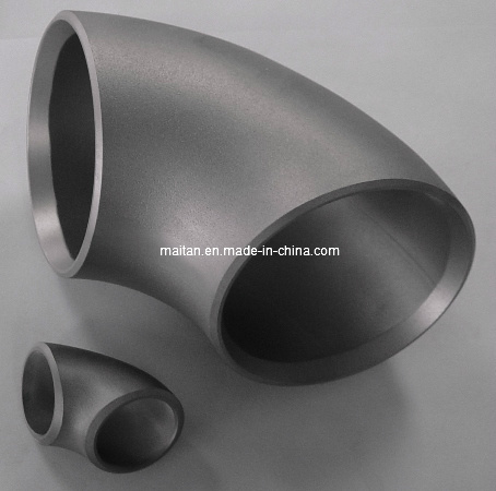 Tongji Engineering ASTM B363 Gr 2 Titanium Pipe Elbow 45 Degree pictures & photos
