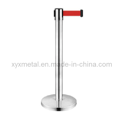 Fashion Metal Stainless Steel Durability Popular Style Retractable Belt Barriers