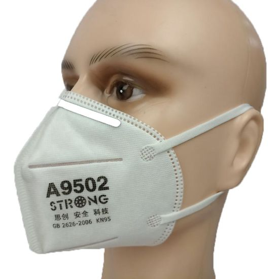 Chinese N95 5 Mask Supplier Respiratory High Dust Qualitypm2 People For