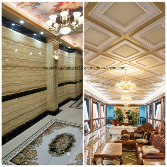 11mm China Decorative Covering PVC Wall Panels