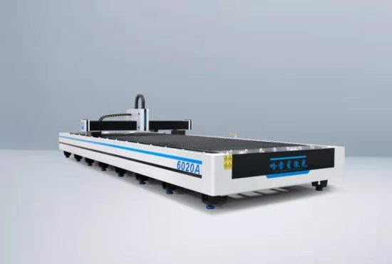 500W Small Style Carbon Steel Laser Cutting Machine