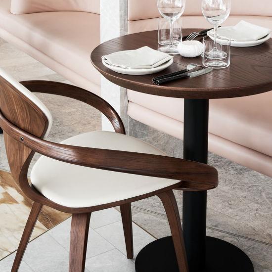 China Modern Hotel Furniture Solid Wood