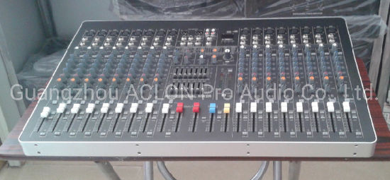 High Reliability Professional Audio Mixer 6CH for Live Concert Mixer