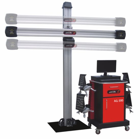 Automatic Tracking Function 3D Wheel Alignment with Varies Car Lift on Sale