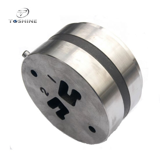 Durable Customized Design Aluminum Extrusion Mold Mould Die for Extruder
