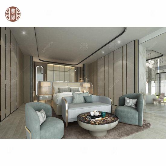 Extraordinary Luxury Hotel Guest Room Lobby Furniture Design