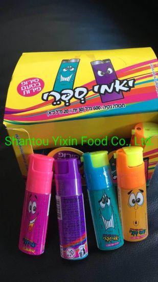 Kosher Lighter Spray Candy Liquid Candy