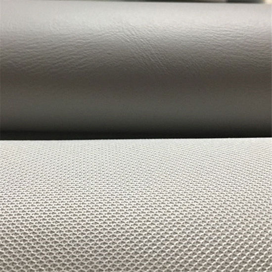 Upholstery Hydrolysis Resistant Faux Synthetic Artificial PVC Faux Leather for Furniture Sofa Car Seat Seat Cover Shoe Couch Outdoor Bag Cover pictures & photos