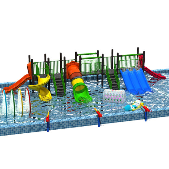 China Used Swimming Pool Slide Water Slides for Sale (TY ...