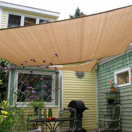 Polyester Sail Material And Shade Sails