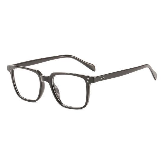 Fashion Eyeglass Frames Super Light Square Eyewear Full Frame Optical Frame for Men