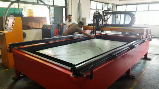 Metal Sheet Fabrication High Definition CNC Plasma Machine pictures & photos