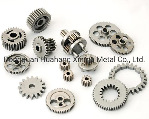 China Supplier Provide Customcnc Machining Iron Steel Powder Metallurgy Drilling Fabrication Parts