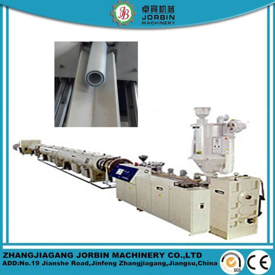 3 Layers PPR Glass Fiber Reinforced Tube Pipe Production Line